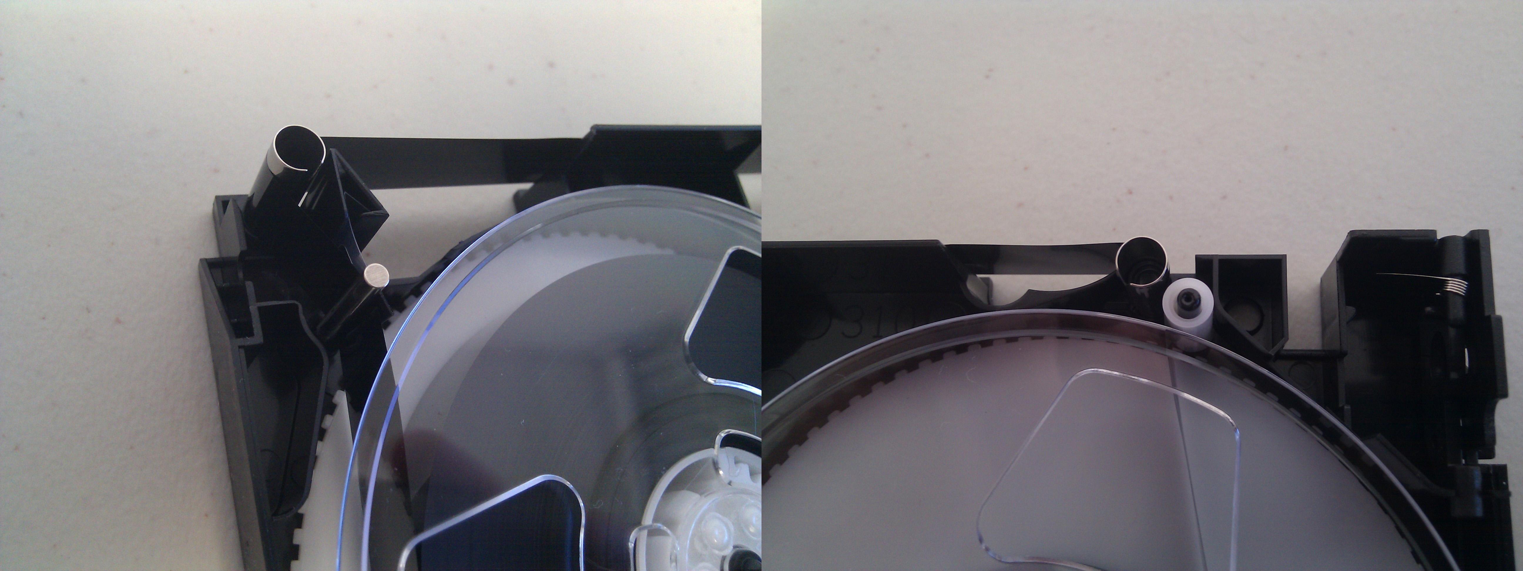 Vhs tape repair