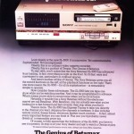 Betamax to DVD