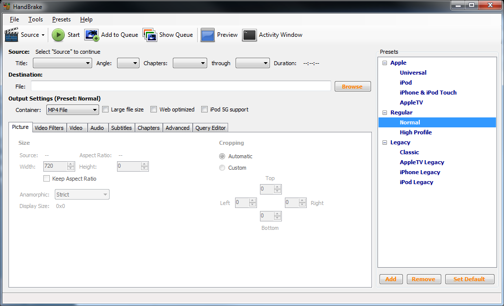 How to Rip a DVD Using Handbrake, DVD Ripping Guide