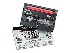 Are 8mm Video Tapes the Same as Hi8 Video Tapes? Video8 vs Hi-8