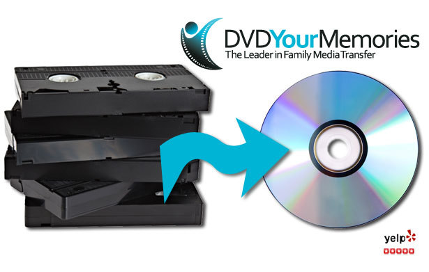Local VHS to DVD Transfers - Benefits of Going Local