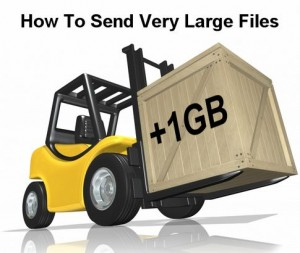 How To Easily Send Large Files Over the Internet