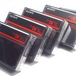 minidv-tapes