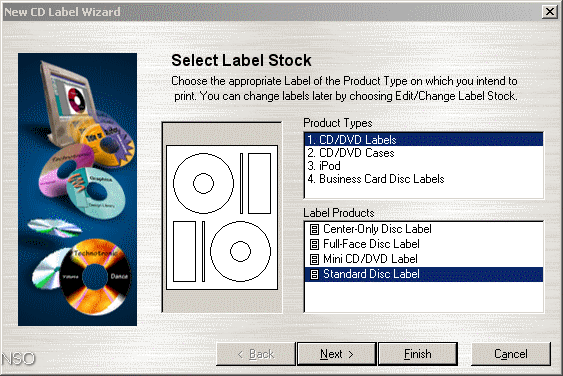 Epson Printer R280 - Print Labels on Your DVDs!