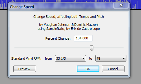How to Change the Speed of MP3 and Other Audio Files