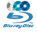 Blu-ray disc transfer