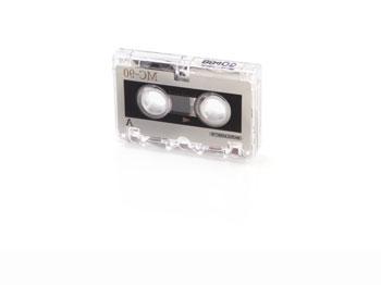 Microcassette cassette