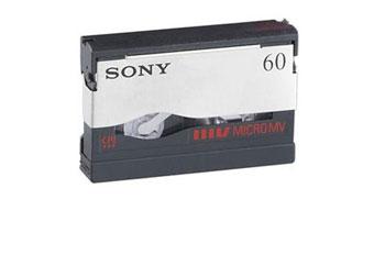 Micro MV tape