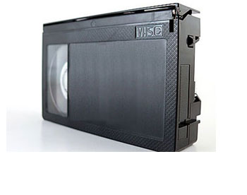 VHSC tape